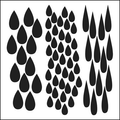 Crafters Workshop 6x6 - Mini Rain