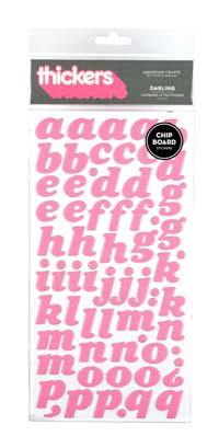 AC Darling - Chipboard Thickers - Lipgloss