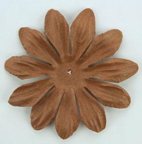 Green Tara - 6cm Petals - Dk Brown