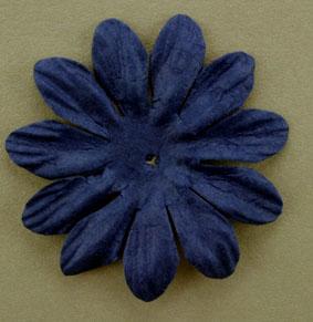 Green Tara - 6cm Petals - Midnight Blue