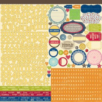 Jillibean Soup - Grandma's Liam Bean Soup - CS Stickers/Alpha