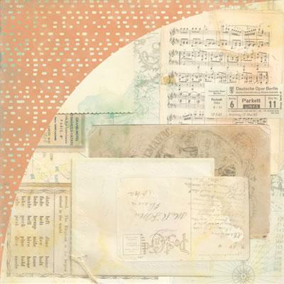 Basic Grey - Serenade - Paper - Parlor