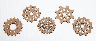 WOW - Detailed Cogs