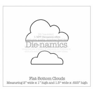 Die-namics  - Clouds - Flat Bottom