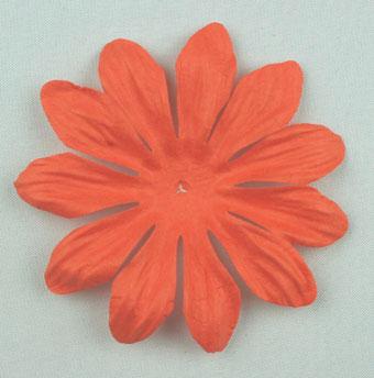 Green Tara  - 7cm Petals - Orange