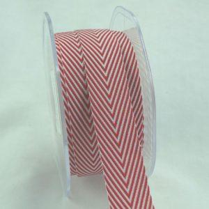 Herringbone Red