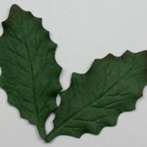 Green Tara - Leaves Holly - Green