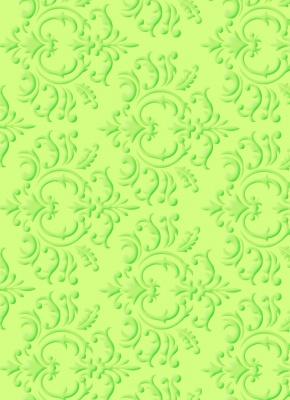 Cuttlebug - Embossing Folder - Jamara