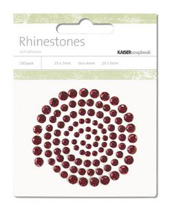 Kaisercraft - *NEW* Rhinestones - Jewels - Wine