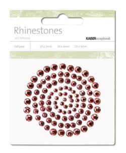 Kaisercraft - *NEW* Rhinestones - Jewels - Antique Rose