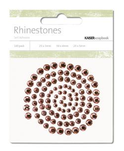 Kaisercraft - *NEW* Rhinestones - Jewels - Champagne