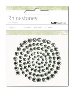 Kaisercraft - *NEW* Rhinestones - Jewels - Blue Grey
