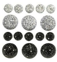 Kaisercraft - Sparklets - Ebony