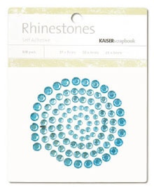 Kaisercraft - Rhinestones - Jewels - Aqua