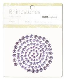 Kaisercraft - Rhinestones - Jewels - Lilac