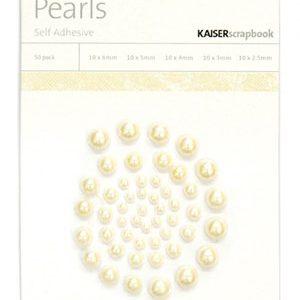 Kaisercraft - Pearl Bling - Champagne
