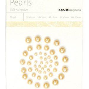 Kaisercraft - Pearl Bling - Latte