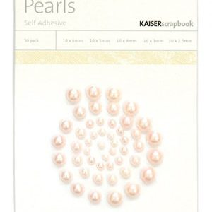Kaisercraft - Pearl Bling - Blush