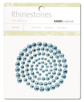 Kaisercraft - Rhinestones - Jewels - Ice Blue