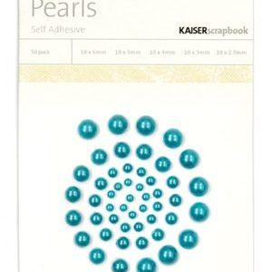 Kaisercraft - Pearl Bling - Teal