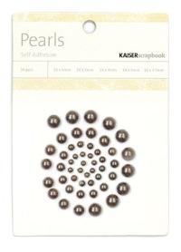 Kaisercraft - Pearl Bling - Pewter