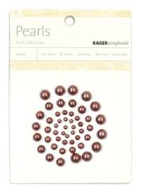 Kaisercraft - Pearl Bling - Chocolate