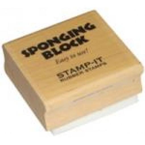 Sponging Block