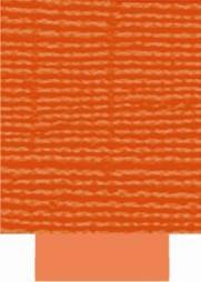 Core'dinations Cardstock - Orange