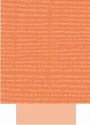 Core'dinations Cardstock - Papaya