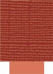 Core'dinations Cardstock - Red Pepper