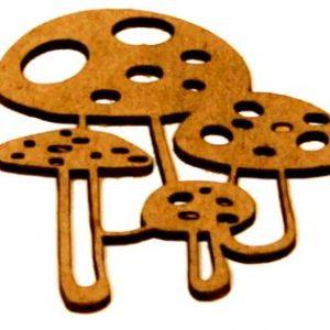 WOW - Mushroom Set 2