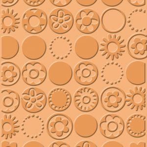Cuttlebug Embossing Folders - Bloom Dots