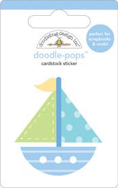 Doodlebug Pops - Set Sail