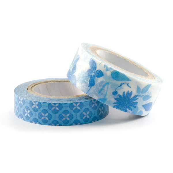 We R Memory Keepers Washi Tape - Blue
