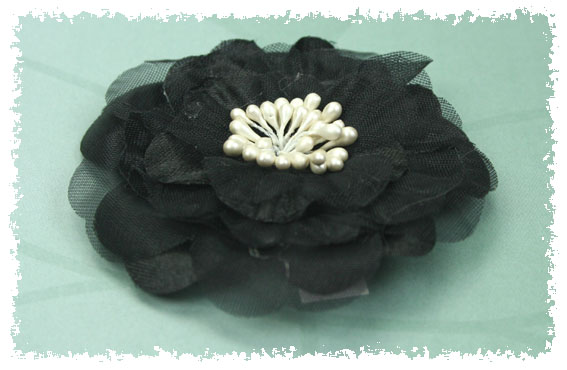 Green Tara  - Heirloom 6.5cm - Black
