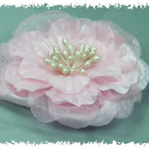 Green Tara  - Heirloom 6.5cm - Pale Pink