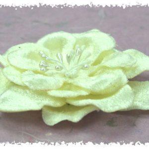 Green Tara  - Velvet Rose 8cm - Cream