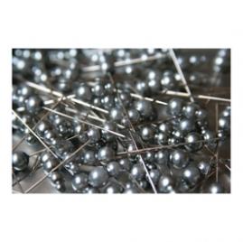 Maya Road - Vintage Pearl Pins - Black