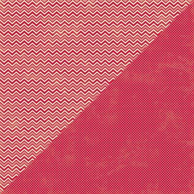 Pink Paislee - Indigo & Ivy - Paper #12