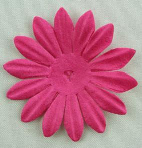 Green Tara - 4 cm Petals - Hot Pink