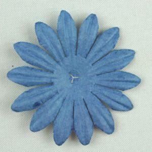 Green Tara - 4 cm Petals - Wedgewood Blue
