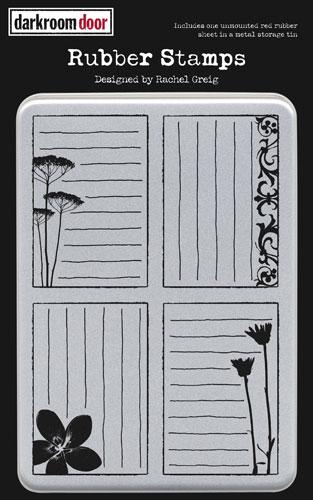 Darkroom Door - Stamps - Essentials Collection 1 - Journal