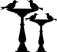 Memory Maze - Bird baths