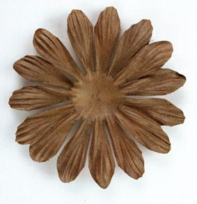 Green Tara - 10cm Petals - Dark Brown