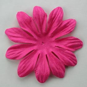 Green Tara - 7cm Petals - Hot Pink