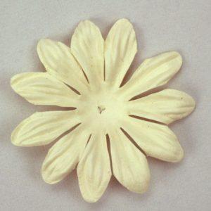 Green Tara - 7cm Petals - Ivory