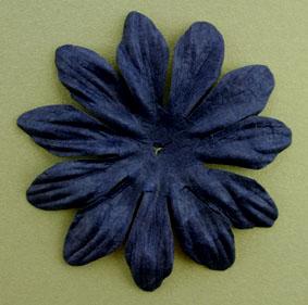 Green Tara - 7cm Petals - Midnight Blue