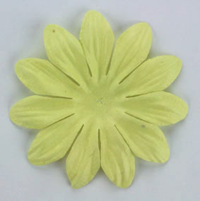 Green Tara - 7cm Petals - Pale Green