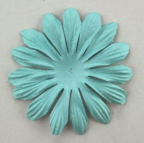 Green Tara - 10cm Petals - Sky Blue