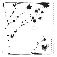 Crafters Workshop 6x6 - Mini Confetti